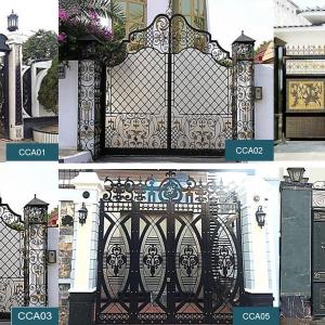 Cổng - cửa sắt nghệ thuật